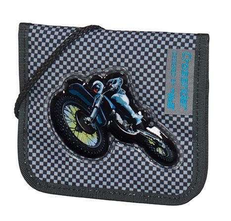 Mc Neill Кошелек нагрудный Велогонщик цвет синий9195166000