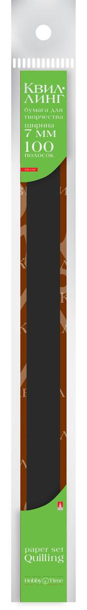 Альт Бумага для квиллинга 7 мм 100 полос цвет черный2-081/10Цветная бумага для квиллинга Альт разработана для создания объемных композиций, украшений для открыток и фоторамок. В набор входят 100 предварительно нарезанных узких полос цветной бумаги. Высокая плотность позволяет готовым спиральным элементам держать форму, не раскручиваясь и не деформируясь. Ширина полосок составляет 7 мм. Тонированная в массе бумага предназначена для скручивания в спирали с последующим приданием нужной формы.