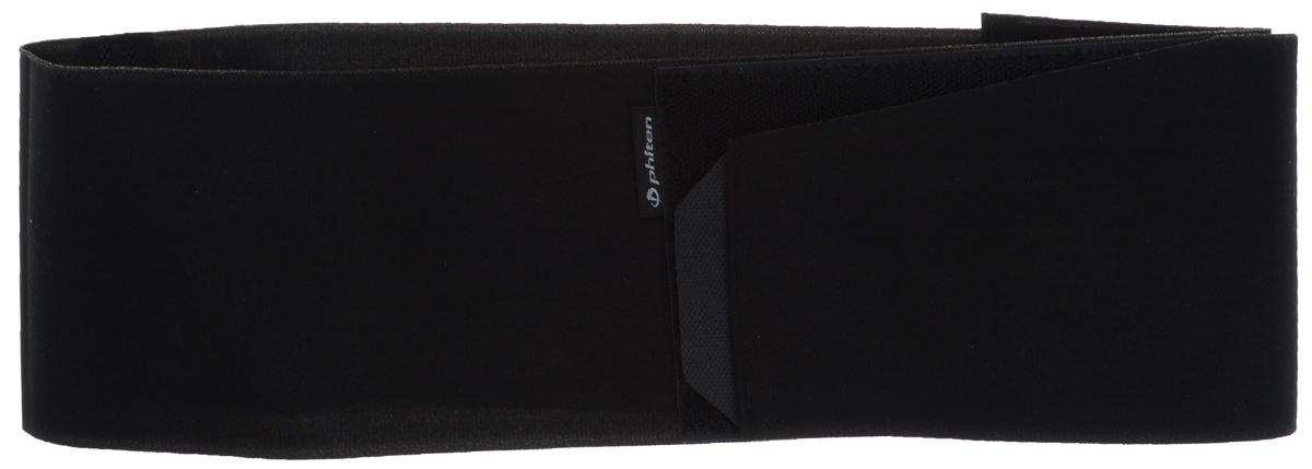 "Суппорт спины Phiten ""Waist Belt. Soft Type Single"". Размер М (70-100 см)"