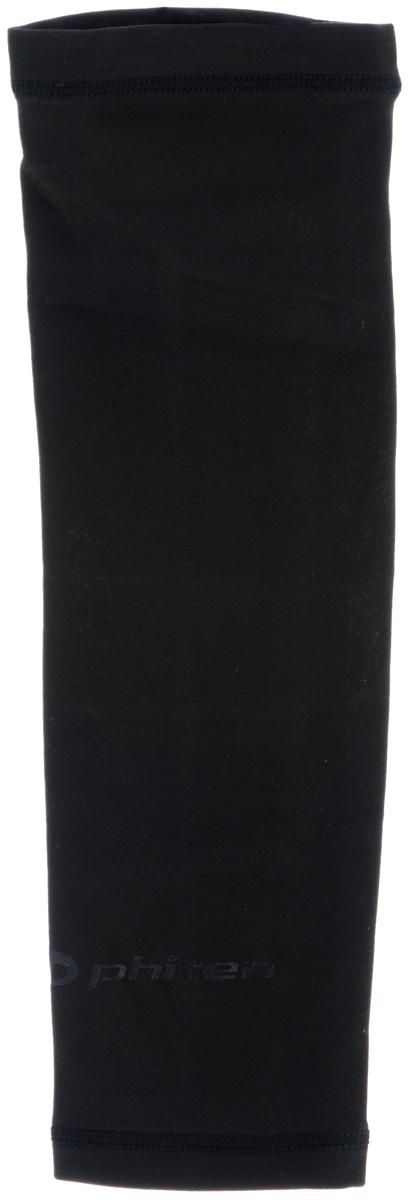 Рукав силовой Phiten X30, цвет: черный. Размер М (23-29 см). SL523004SL523004Силовой рукав Phiten X30, выполненный из 85% полиэстера и 15% полиуретана, идеально подходит для поддержки и увеличения силы мышц (плеча/предплечия) спортсменов. Рукав снимает мышечное напряжение, повышает выносливость и силу мышц. Он мягко фиксирует суставы, но при этом абсолютно не стесняет движения. Пропитка Aqua Titan с фактором X30 увеличивает эластичность мышц и связок, а также хорошо поглощает и испарять пот, что позволяет продлить ощущение комфорта при тренировках. Изделие специально разработано таким образом, чтобы соответствовать форме руки и обеспечить плотное прилегание, а благодаря инновационным материалам, рукав действительно поможет вам в процессе тяжелой тренировки или любой серьезной нагрузки. Силовой рукав Phiten X30 способствует: - улучшению циркуляции крови в организме; - разгрузке поврежденного сустава; - уменьшению усталости; - снятию излишнего напряжения и скорейшему ...