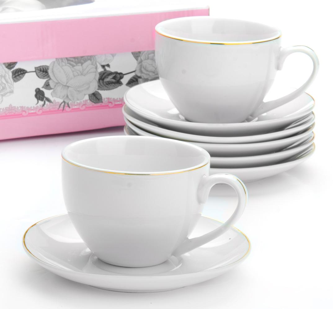 Чайный сервиз Loraine, 200 мл, 12 предметов. 2593125931