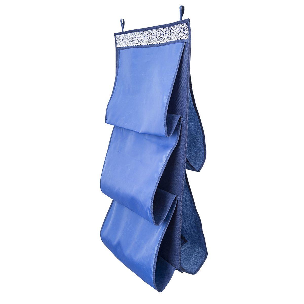 Органайзер в шкаф Homsu Winter для сумок, 40 х 70 смHOM-306Подвесной двусторонний органайзер с 5 раздельными ячейками шириной 40 см очень удобен для хранения вещей в вашем шкафу. Идеально для сумок, клатчей и других вещей ежедневного пользования. Фактический цвет может отличаться от заявленного.