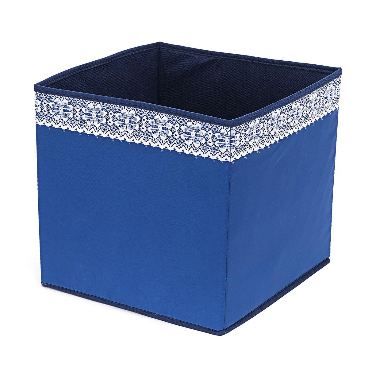 Коробка Homsu Winter куб, 27 х 27 х 27 смHOM-311Универсальная коробка в виде куба подходит хранения любых вещей. Размер 27х27х27 см позволяет хранить в ней любые вещи и предметы. Имеет жесткие борта, что является гарантией сохраности вещей. Фактический цвет может отличаться от заявленного.
