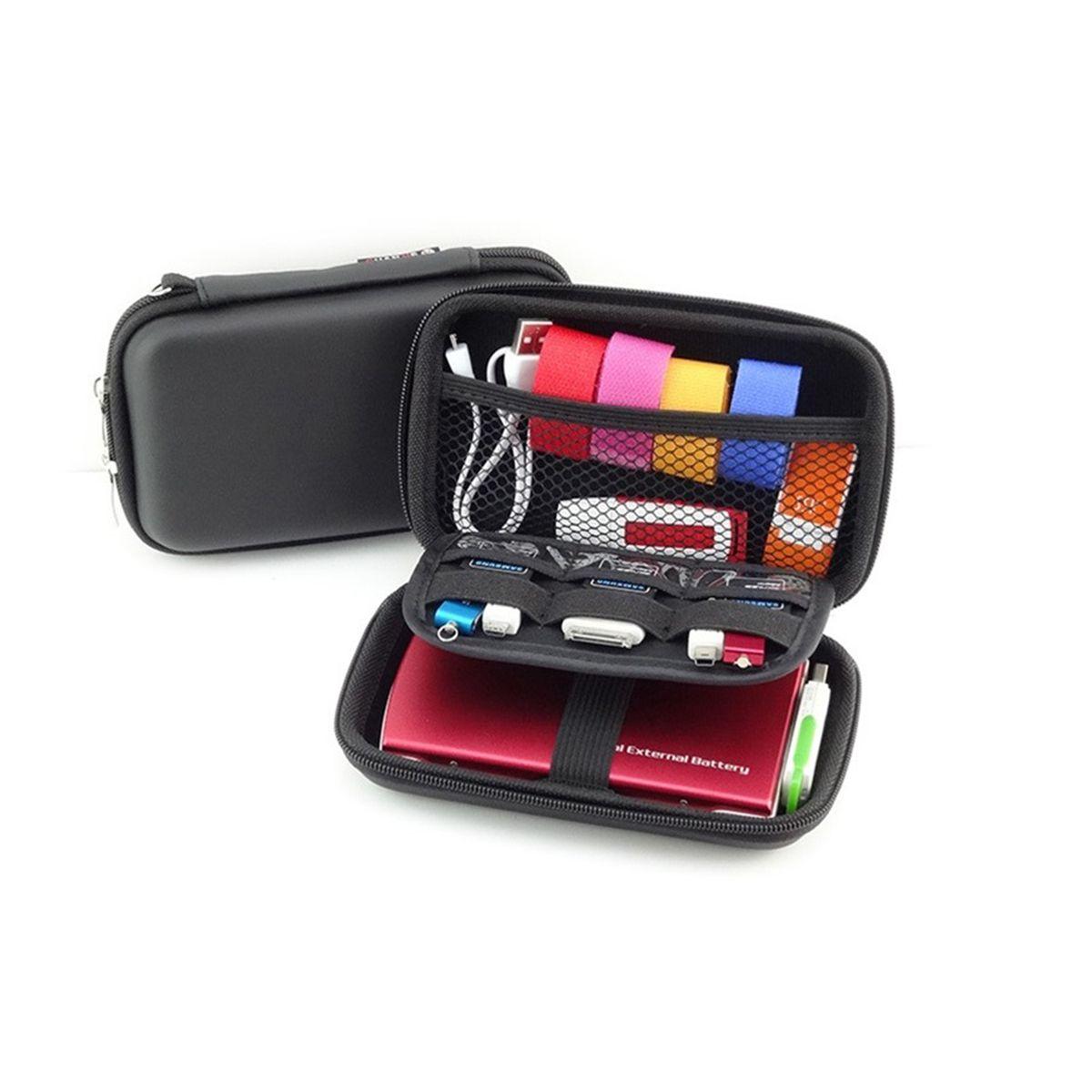 Органайзер для проводов и аксессуаров Homsu, цвет: черный, 20 x 15 x 10 смHOM-605Благодаря множеству различных кармашков и креплений, а также надёжным застёжкам на молниях, все необходимые вещи будут в полном порядке, защищёнными от любых внешних факторов, в том числе и от дождя. Данный компактный кейс можно легко разместить в сумке или рюкзаке, а также использовать в качестве ко сметички или набора по уходу. Фактический цвет может отличаться от заявленного.