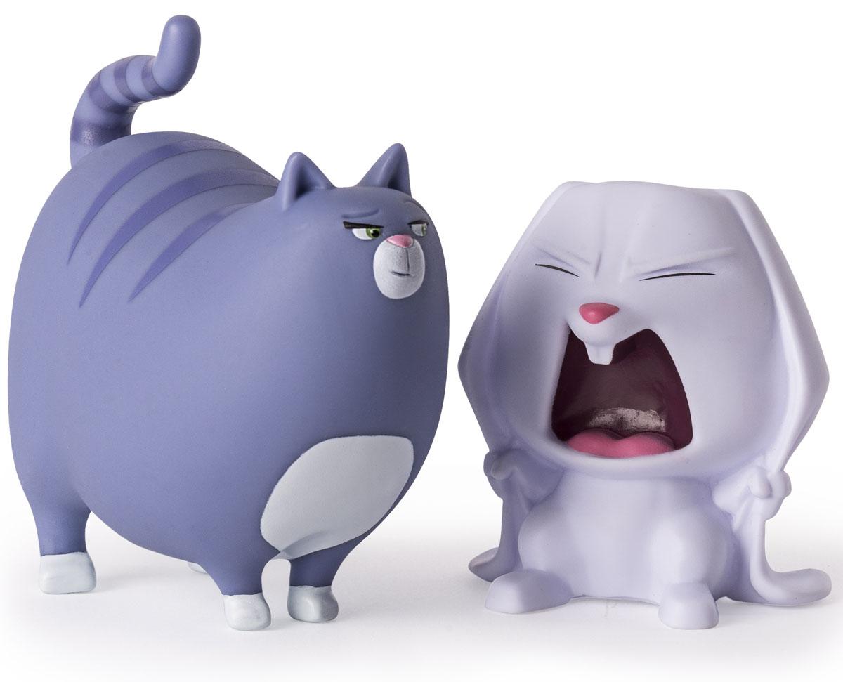 Secret Life of Pets Набор фигурок 2 шт72816Фигурки двух героев в виниловом исполнении (в ассортименте). Блистерная упаковка.