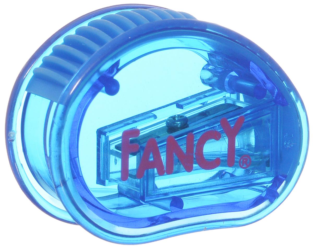 Action! Точилка Рикки-Тикки цвет синийFSH350_синийТочилка Action! Рикки-Тикки предназначена для заточки чернографитных и цветных карандашей. Точилка, изготовленная из пластика, имеет одно отверстие и небольшой контейнер. Полупрозрачный контейнер синего цвета для сбора стружки позволяет визуально контролировать уровень заполнения и вовремя производить очистку.