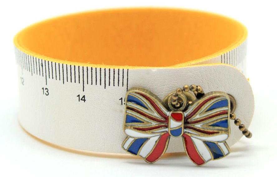 Ezh-Style Линейка-браслет Флаг Великобритания0608031