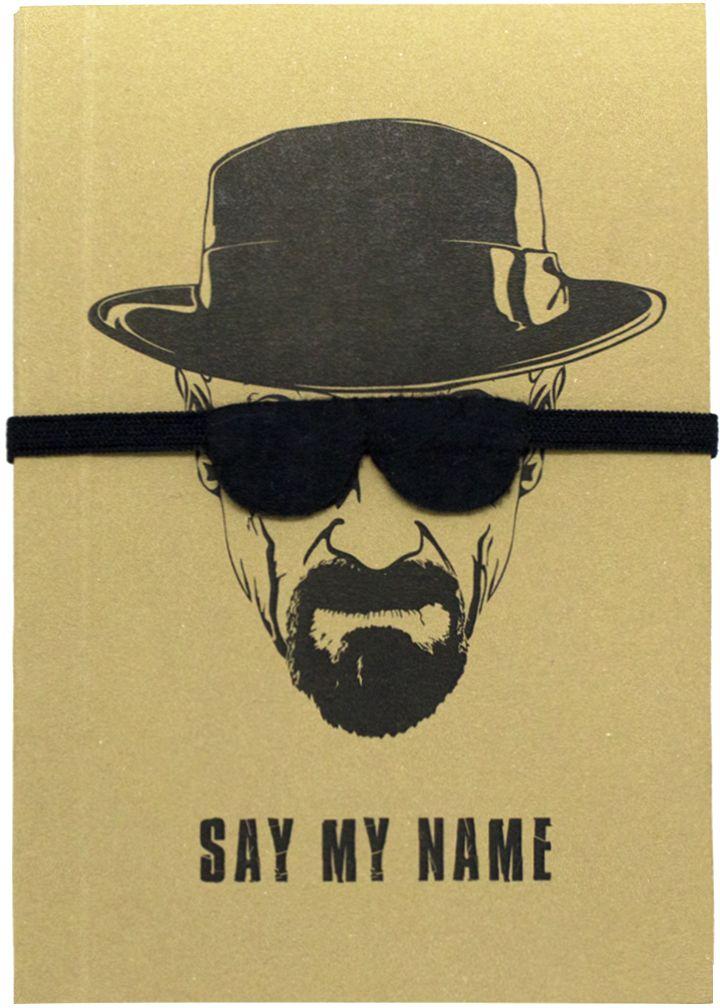 Ezh-Style Блокнот Say My NameEPS-NB07