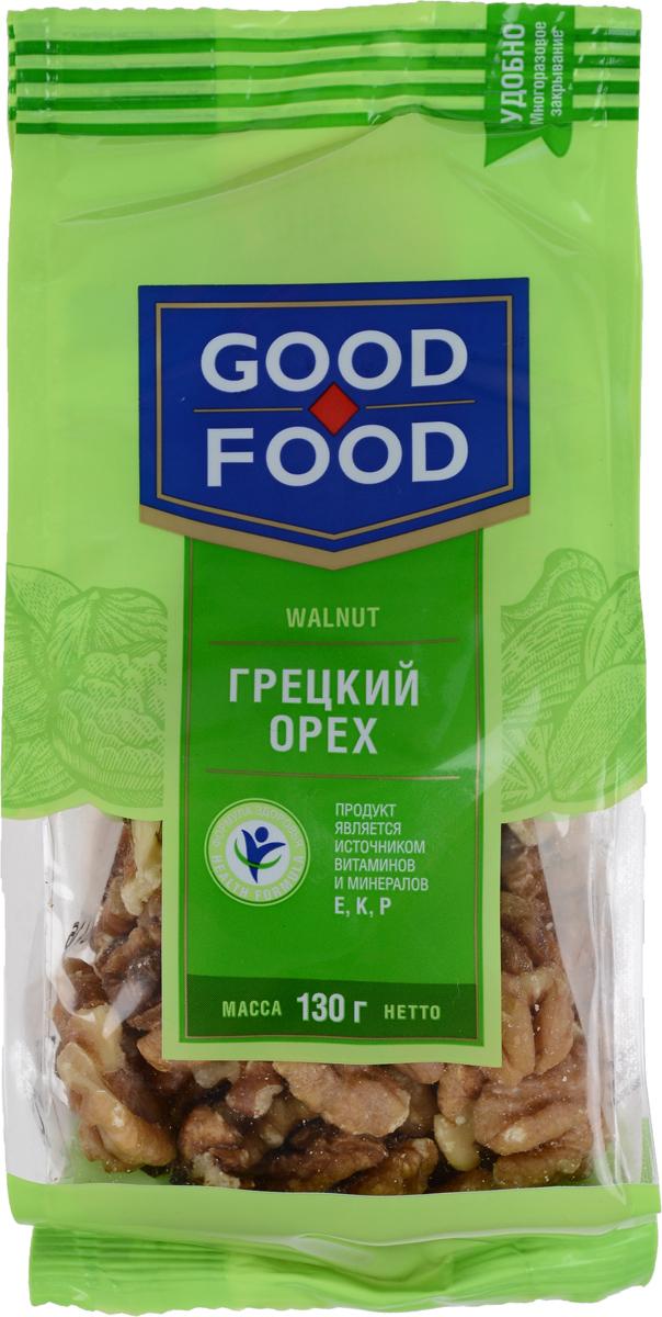 Good Food грецкий орех, 130 г