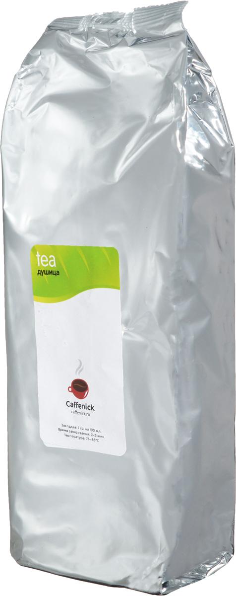 Caffenick Душица травяной листовой чай, 500 г4610001573166Травяной листовой чай Caffenick Душица. Чайная ложка измельченной травы на стакан кипятка. Долго настаивать не следует, чтобы не потерять чудесный аромат.