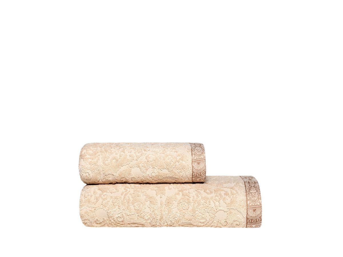 Полотенце Togas Элизабет, цвет: экрю, 70 х 140 см10.00.01.1018Полотенце Togas Элизабет невероятно гармонично сочетает в себе лучшие качества современного махрового текстиля. Безупречные по качеству, экологичное полотенце из 50% хлопка и 50% модала идеально заботится о вашей коже, особенно после душа, когда вы расслаблены и особо уязвимы. Деликатный дизайн полотенца Togas «Элизабет» - воплощение изысканной простоты, где на первый план выходит качество материала. Невероятно мягкое волокно модал, превосходящее по своим свойствам даже хлопок, позволяет улучшить впитывающие качества полотенца и делает его удивительно мягким. Модал - это 100% натуральное, экологически чистое целлюлозное волокно. Оно производится без применения каких-либо химических примесей, поэтому абсолютно гипоаллергенно. Полотенце Togas Элизабет, обладающее идеальными качествами, будет поднимать вам настроение.