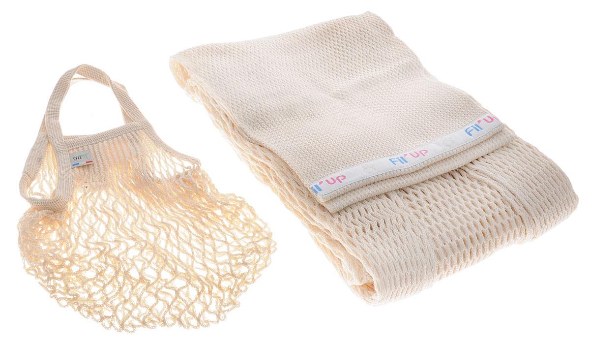 Filt Слинг-шарф FilUp цвет кремовый Размер S-M750091Слинг-шарф Filt FilUp подходит для детей с рождения и весом до 15 кг. Легко устанавливается с помощью центральной метки. Слинг-шарф разработан совместно с врачами ортопедами. Сбалансированное распределение нагрузки для мамы, правильное положение для ребенка. Положение лягушкой способствует правильному формированию тазобедренных суставов ребенка. Ребенок плотно прижат к вам, его голова и спина находятся под вашей защитой, он чувствует вас, ваше тепло, стук вашего сердца. Вы свободны для передвижений, ваши руки свободны, при этом вы непрерывно общаетесь с ребенком. Слинг изготовлен из 100% хлопка, окрашен безопасными нетоксичными красителями. Машинная стирка при 30 градусах. Оригинальное плетение обеспечивает эластичность и мягкость выше, чем у обычной ткани и идеальную вентиляцию. В подарок оригинальная винтажная сумка-сетка.