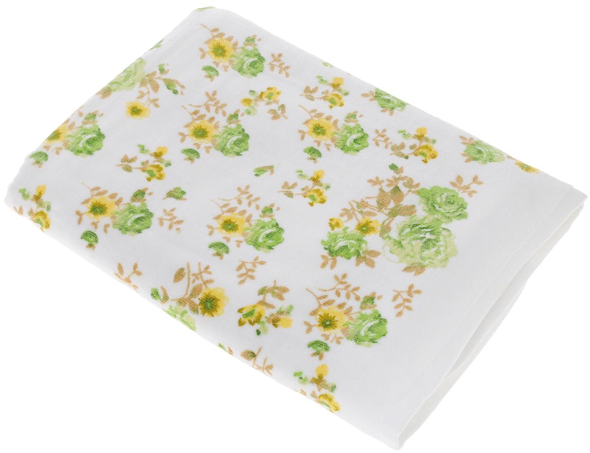 Полотенце Arya Amorevele, цвет: зеленый, белый, желтый, 70 х 140 смF0003388ЗеленыйПолотенце Arya Amorevele выполнено из 100% хлопка. Изделие отлично впитывает влагу, быстро сохнет, сохраняет яркость цвета и не теряет форму даже после многократных стирок. Такое полотенце очень практично и неприхотливо в уходе. Оно создаст прекрасное настроение и украсит интерьер в ванной комнате.