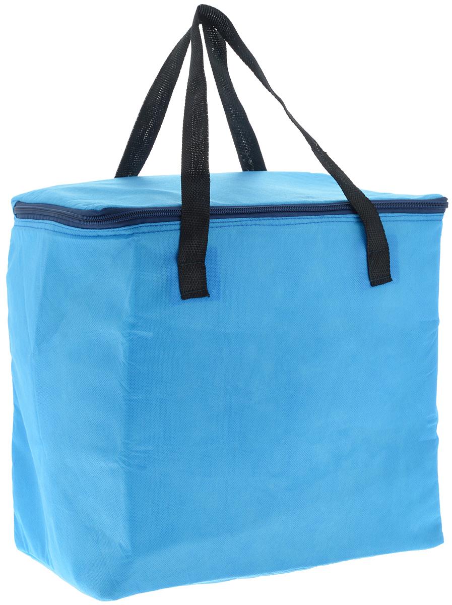 "Термосумка Eva ""Travel Set"", цвет: голубой, 30 х 19 х 29 см"