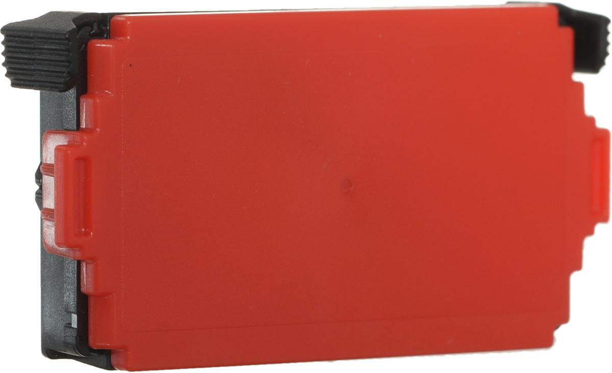 Trodat Сменная штемпельная подушка цвет красный6/4912КОригинальная сменная штемпельная подушка Trodat для серии PRINTY и PROFESSIONAL Line гарантируют высокое качество от первого до последнего оттиска. Четкие оттиски. Ресурс подушки - 10 000 оттисков. Рекомендована замена подушки, а не дозаправка краской. Цвет краски - красный. Подходит к артикулам 4912, 4952.