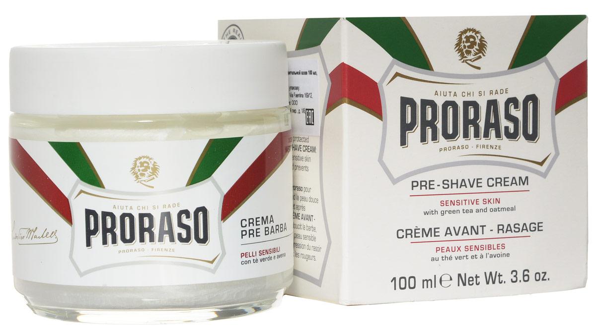 Proraso Крем до бритья для чувствительной кожи 100 мл