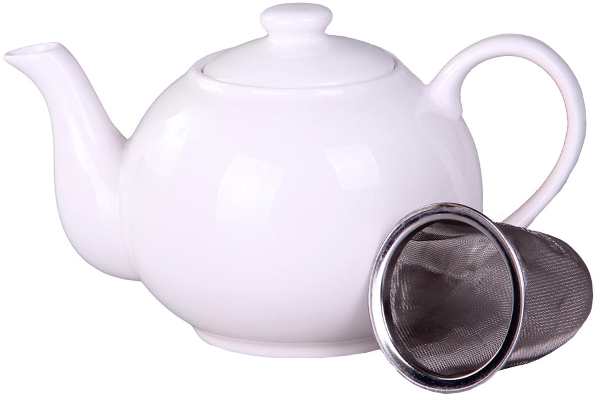 Чайник Patricia, с металлическим фильтром, 550 мл. IM04-0902IM04-0902Цейлонский черный, зеленый с жасмином, травяной или ягодный- неважно. Любой чай в таком чайнике станет для вас наслаждением, поводом отдохнуть и перевести дыхание. Настоящие ценители этого напитка пьют только заварной чай, именно поэтому такой чай- незаменимый предмет на кухне у гостеприимной хозяйки.