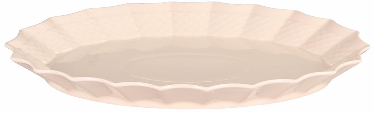 Блюдо Patricia, диаметр 30 см. IM52-4121IM52-4121Блюдо предназначено для подачи горячих блюд и гарниров. Вы так же сможете использовать это блюдо для подачи, на пример, фруктов. Благодаря нетривиальному дизайну изделие несет не только функциональную но и эстетическую нагрузку.