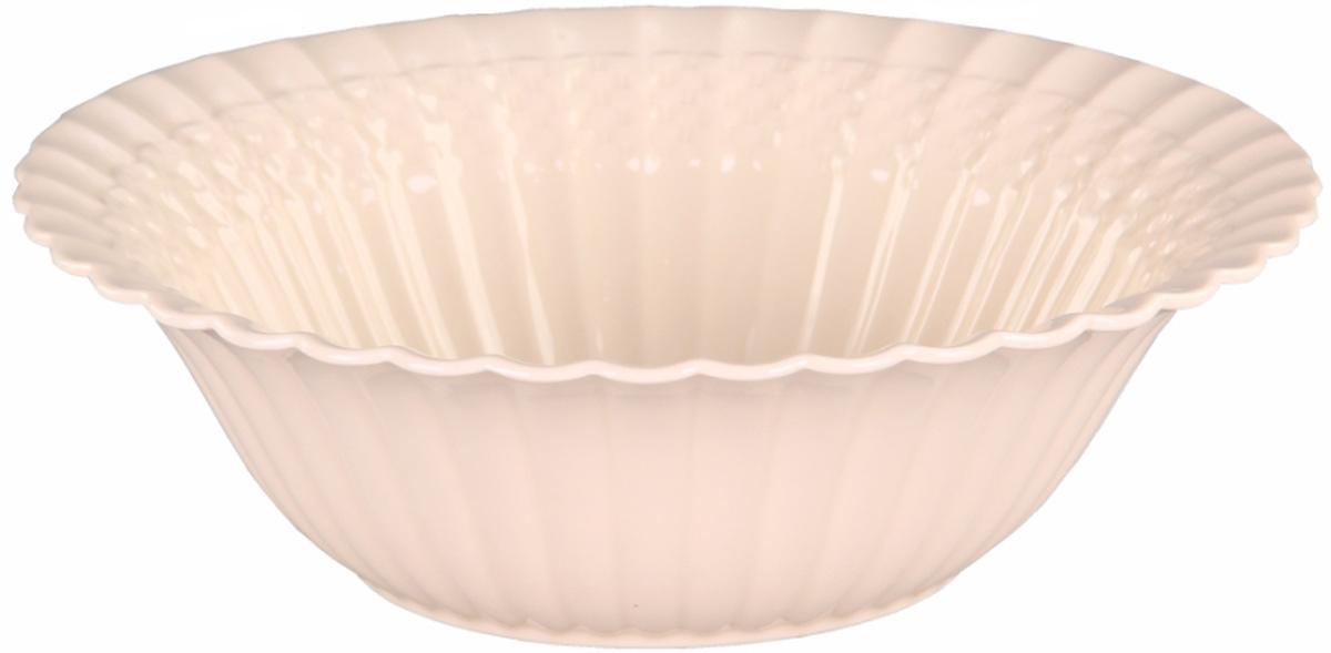 Салатник Patricia, диаметр 25 см. IM52-4160IM52-4160Салатник прекрасно подойдет для подачи салатов, закусок или первых блюд. Без сомнения, салатник один из самых универсальных и необходимых предметов сервировки. Изделие выполнено из фарфора.