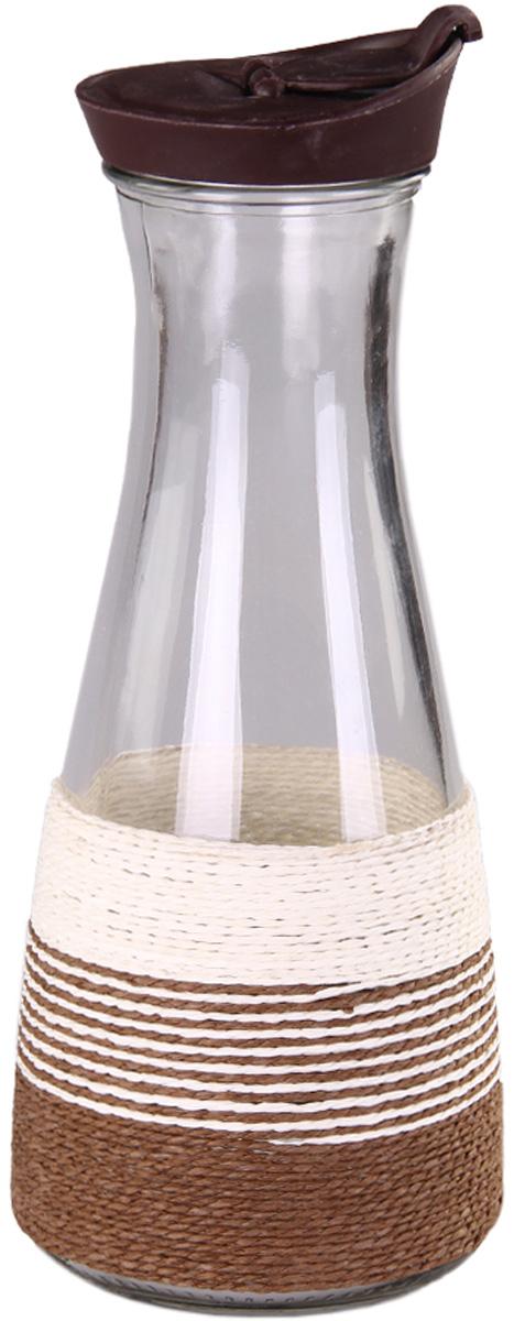 Бутылка для масла Patricia, высота 27 смIM99-3927Бутылка для масла Patricia выполнена из качественного стекла, основание декорировано плетением. Бутылка снабжена специальной крышкой-дозатором, которая с легкостью позволяет добавлять масло. Оригинальная практичная бутылка не только поможет хранить масло, но и стильно дополнит интерьер вашей кухни. Многие хозяйки регулярно сталкиваются с проблемой неэстетичности хранения оливкового или подсолнечного масла. Решить эту проблему помогут специальные бутылки для масла. Высота бутылки: 27 см.