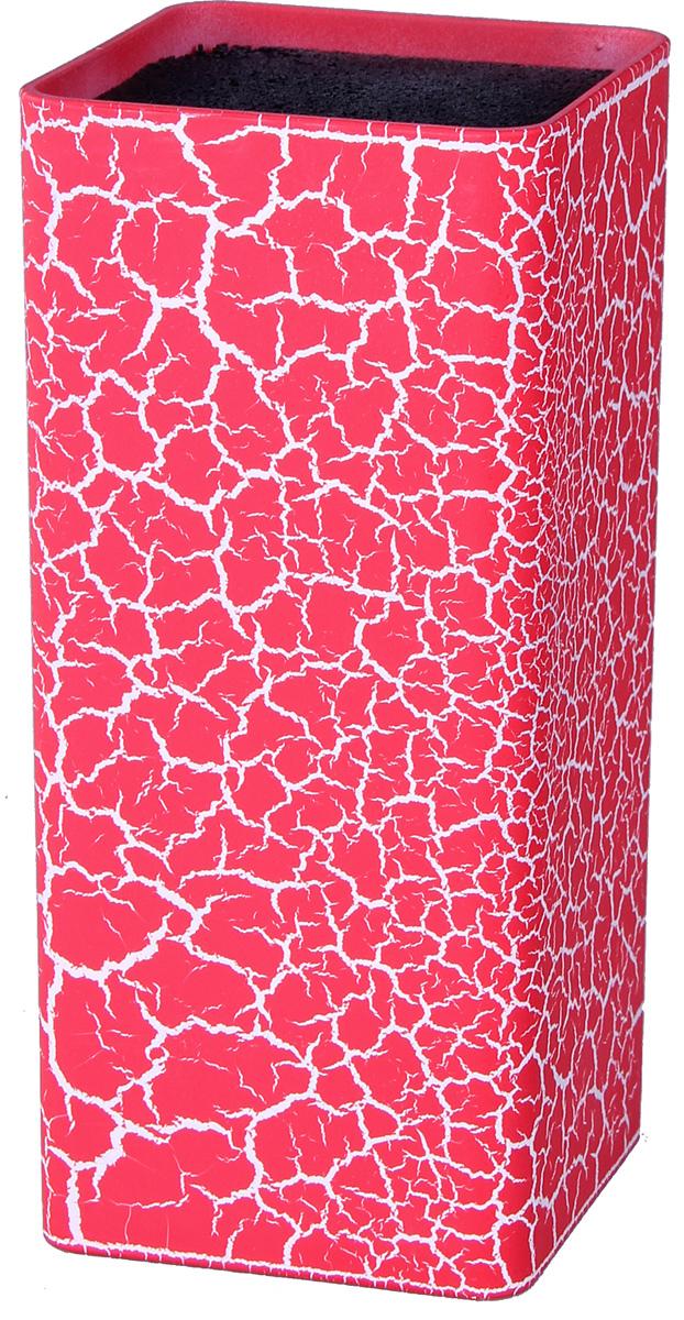 Подставка для ножей Patricia, 22 см. IM99-4745IM99-4745Подставка для ножей выполнена из пластика. Она поможет вам хранить ножи удобно, компактно и безопасно.