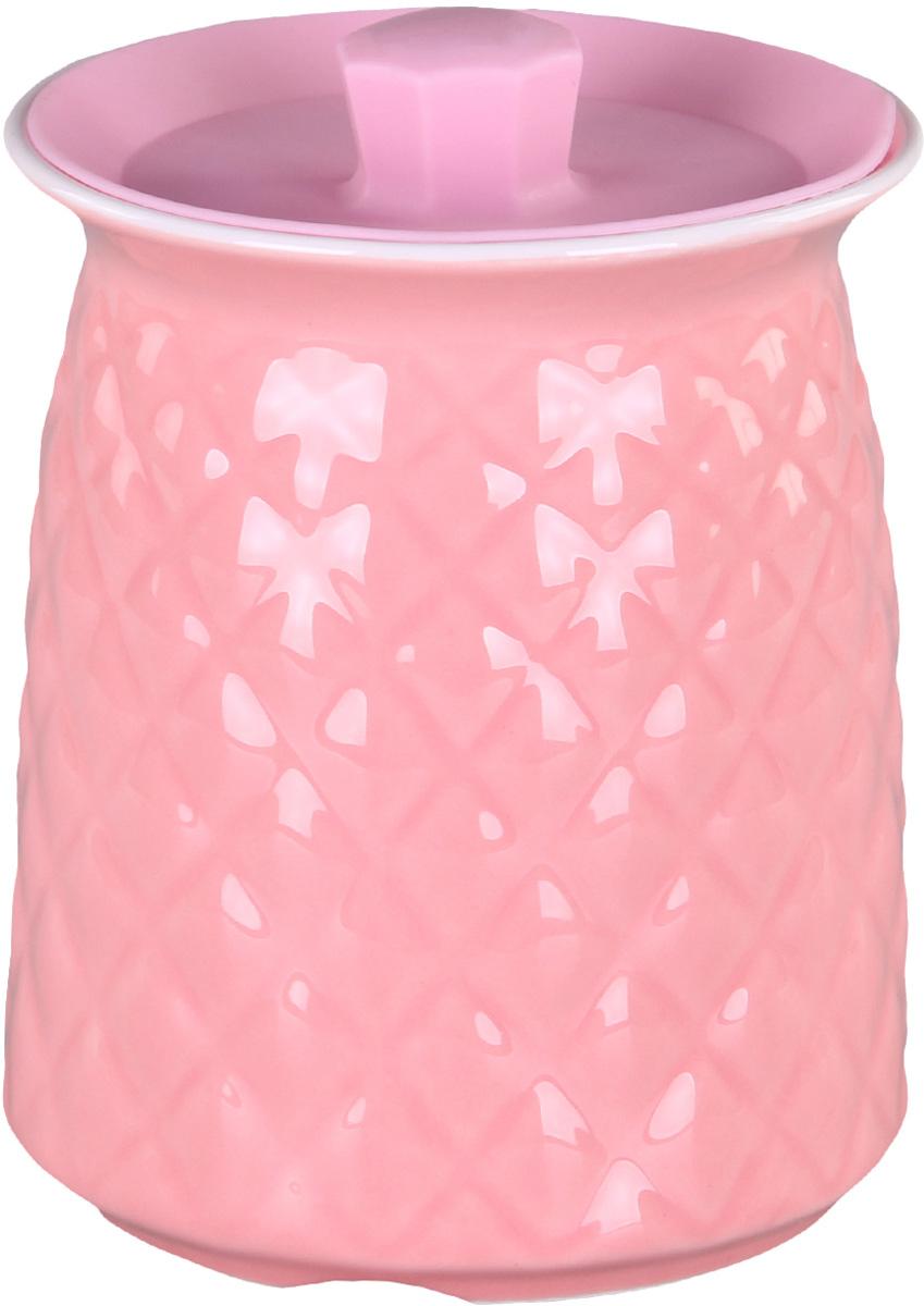 Банка для сыпучих продуктов Patricia. IM99-5246IM99-5246Банка выполнена из керамики высокого качества. В ней можно хранить как соль или сахар, так и различные крупы.