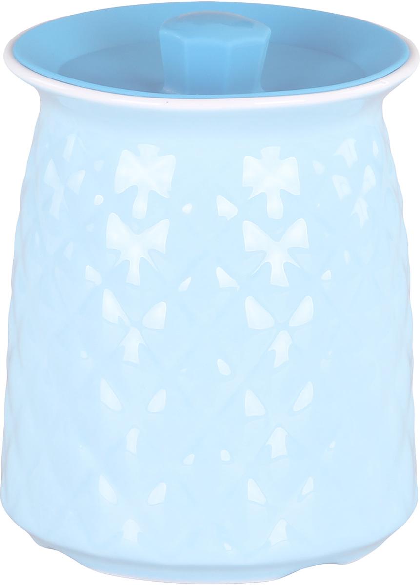Банка для сыпучих продуктов Patricia. IM99-5247IM99-5247Банка выполнена из керамики высокого качества. В ней можно хранить как соль или сахар, так и различные крупы.