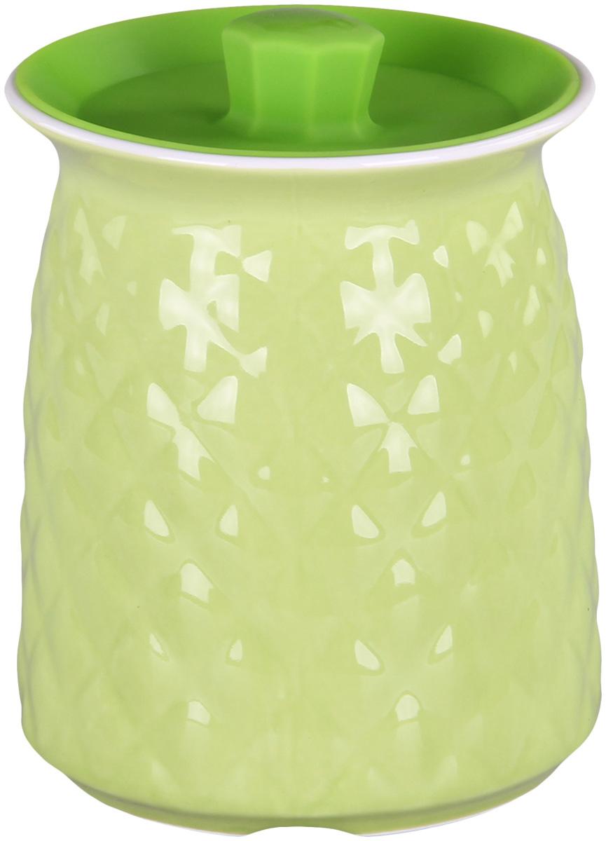 Банка для сыпучих продуктов Patricia. IM99-5248IM99-5248Банка выполнена из керамики высокого качества. В ней можно хранить как соль или сахар, так и различные крупы.