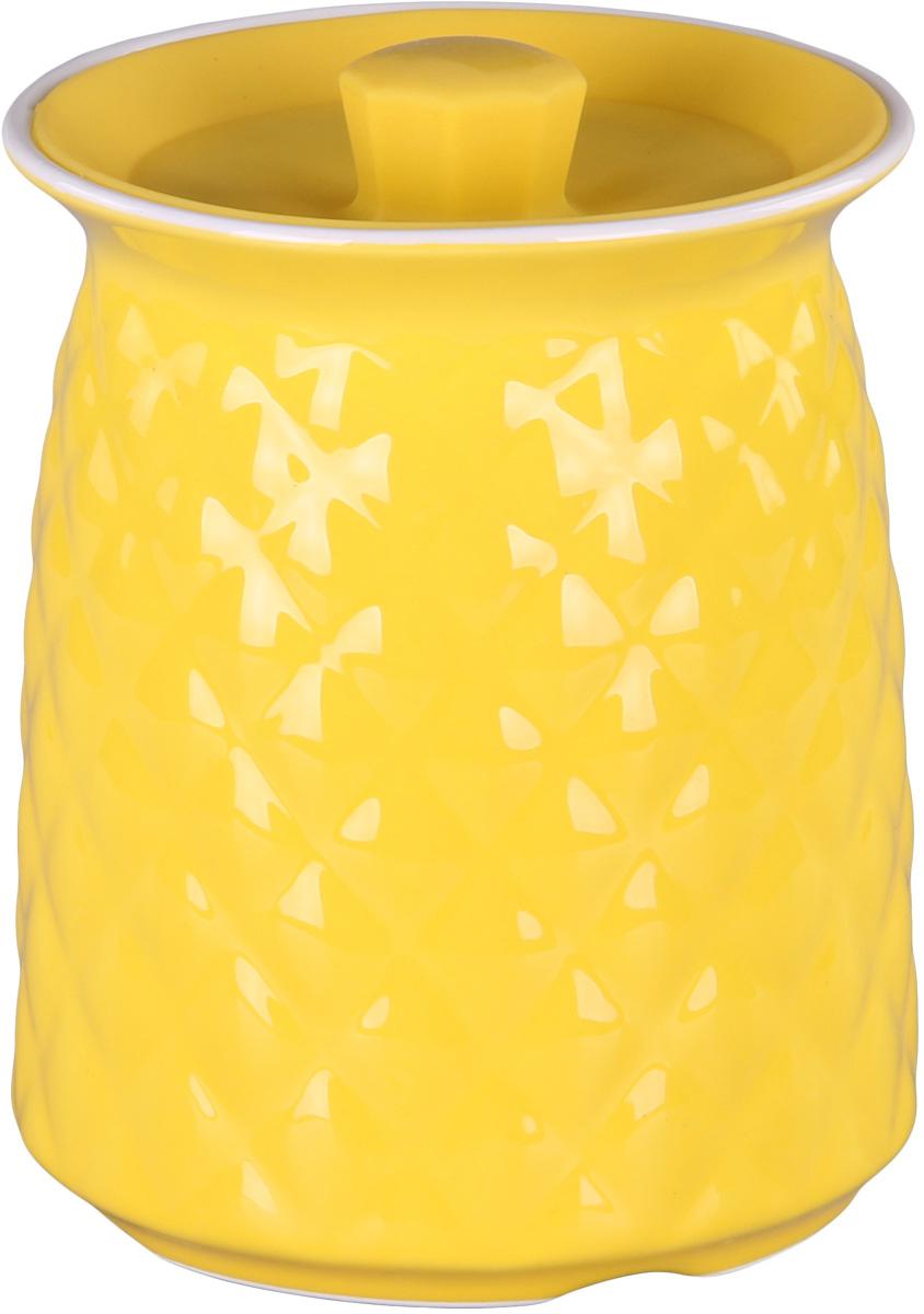 Банка для сыпучих продуктов Patricia. IM99-5249IM99-5249Банка выполнена из керамики высокого качества. В ней можно хранить как соль или сахар, так и различные крупы.