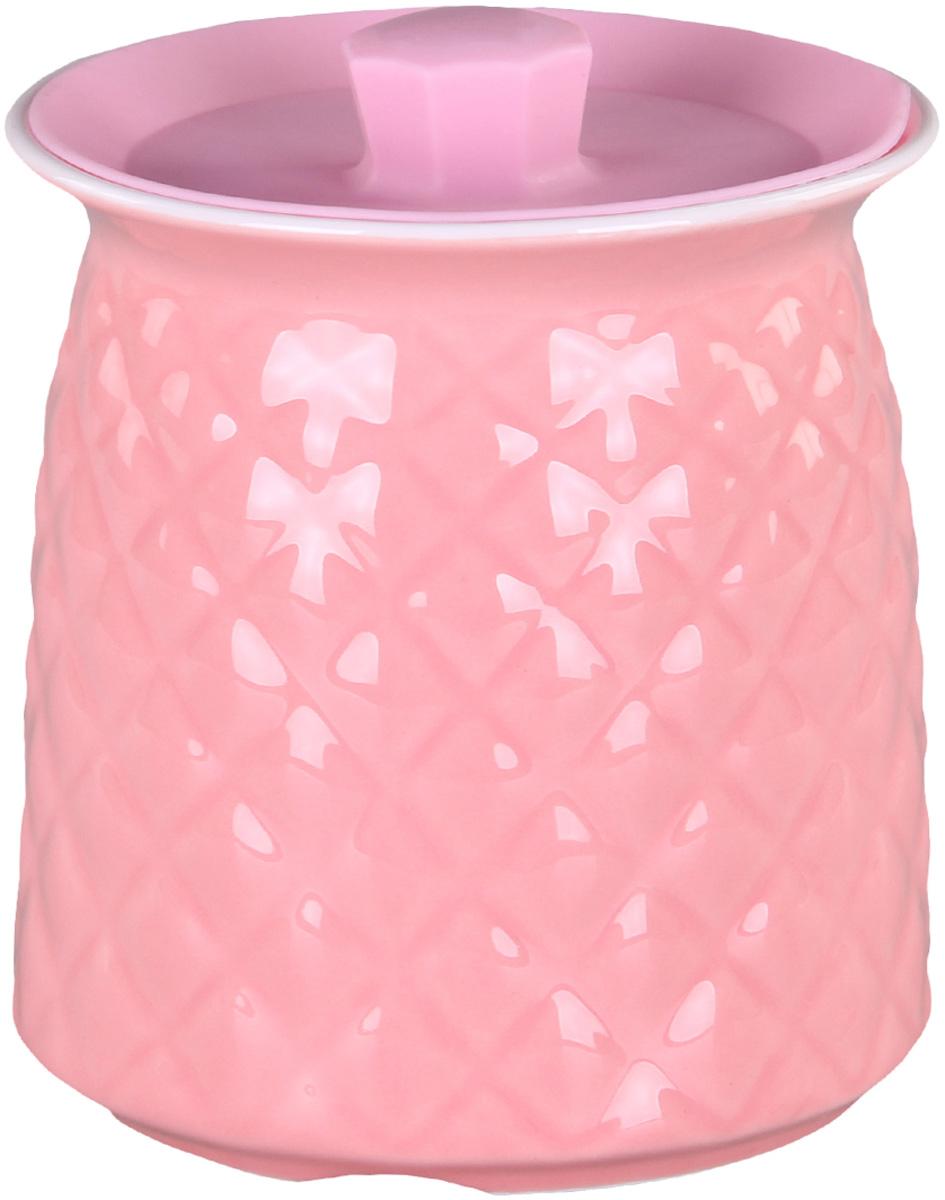 Банка для сыпучих продуктов Patricia. IM99-5251IM99-5251Банка выполнена из керамики высокого качества. В ней можно хранить как соль или сахар, так и различные крупы.