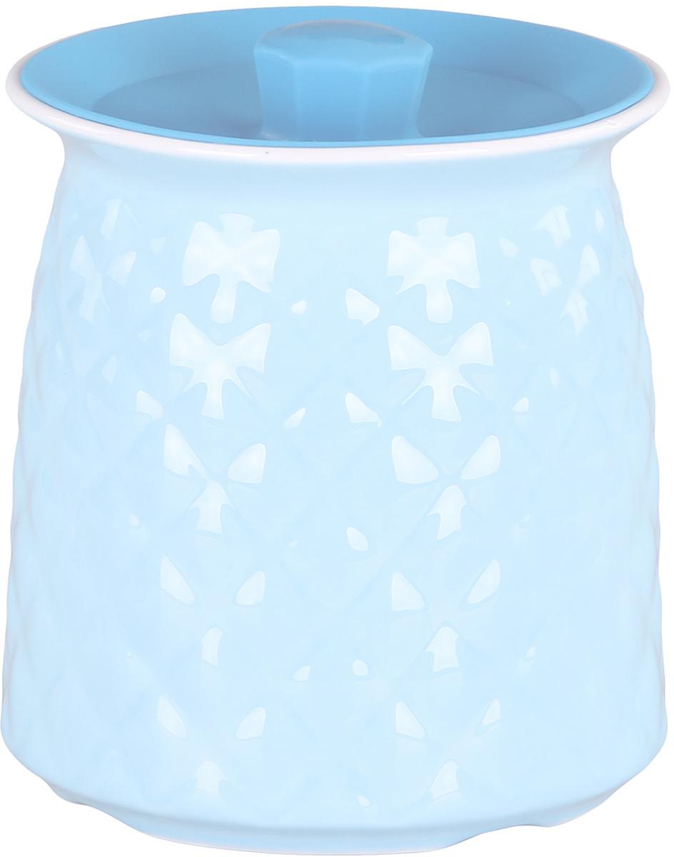 Банка для сыпучих продуктов Patricia. IM99-5252IM99-5252Банка выполнена из керамики высокого качества. В ней можно хранить как соль или сахар, так и различные крупы.