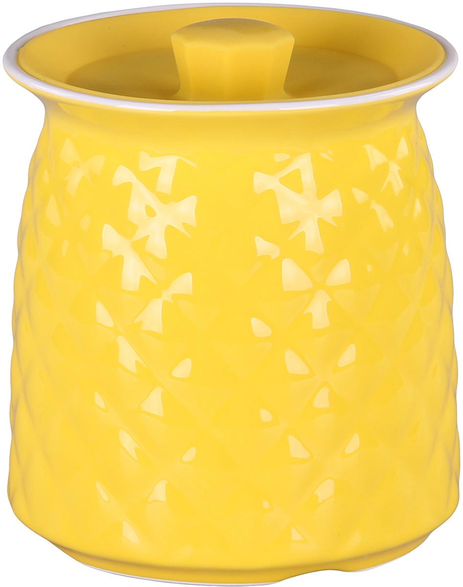Банка для сыпучих продуктов Patricia. IM99-5254IM99-5254Банка выполнена из керамики высокого качества. В ней можно хранить как соль или сахар, так и различные крупы.