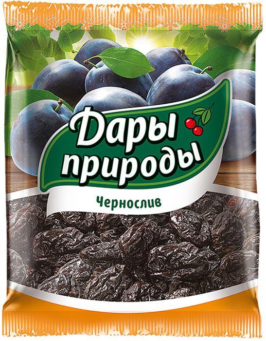 Дары Природы чернослив сушеный без косточек, 150 г