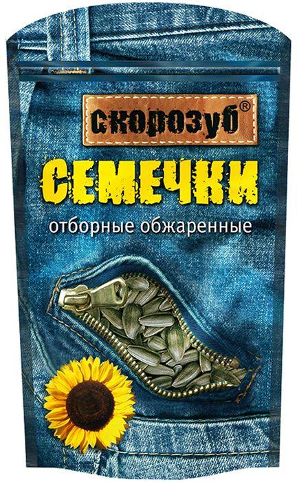 Скорозуб семена подсолнечника обжаренные, 220 г