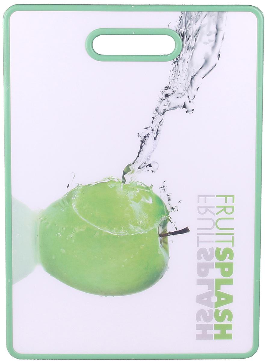Доска разделочная Patricia, 44х30 , цвет: зеленый. IM99-4714/1IM99-4714/1Разделочная доска в основном служит для нарезания продуктов питания,так же можно использовать как подставку под горячие сковороды.Разделочная доска является неотъемлемым атрибутом любой кухни.
