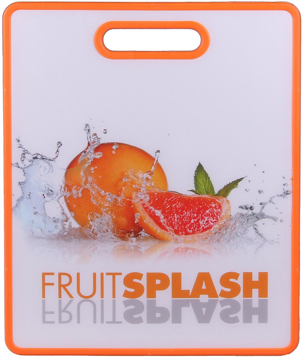 Доска разделочная Patricia, 30х38 , цвет: оранжевый. IM99-4711/2IM99-4711/2Разделочная доска в основном служит для нарезания продуктов питания,так же можно использовать как подставку под горячие сковороды.Разделочная доска является неотъемлемым атрибутом любой кухни.