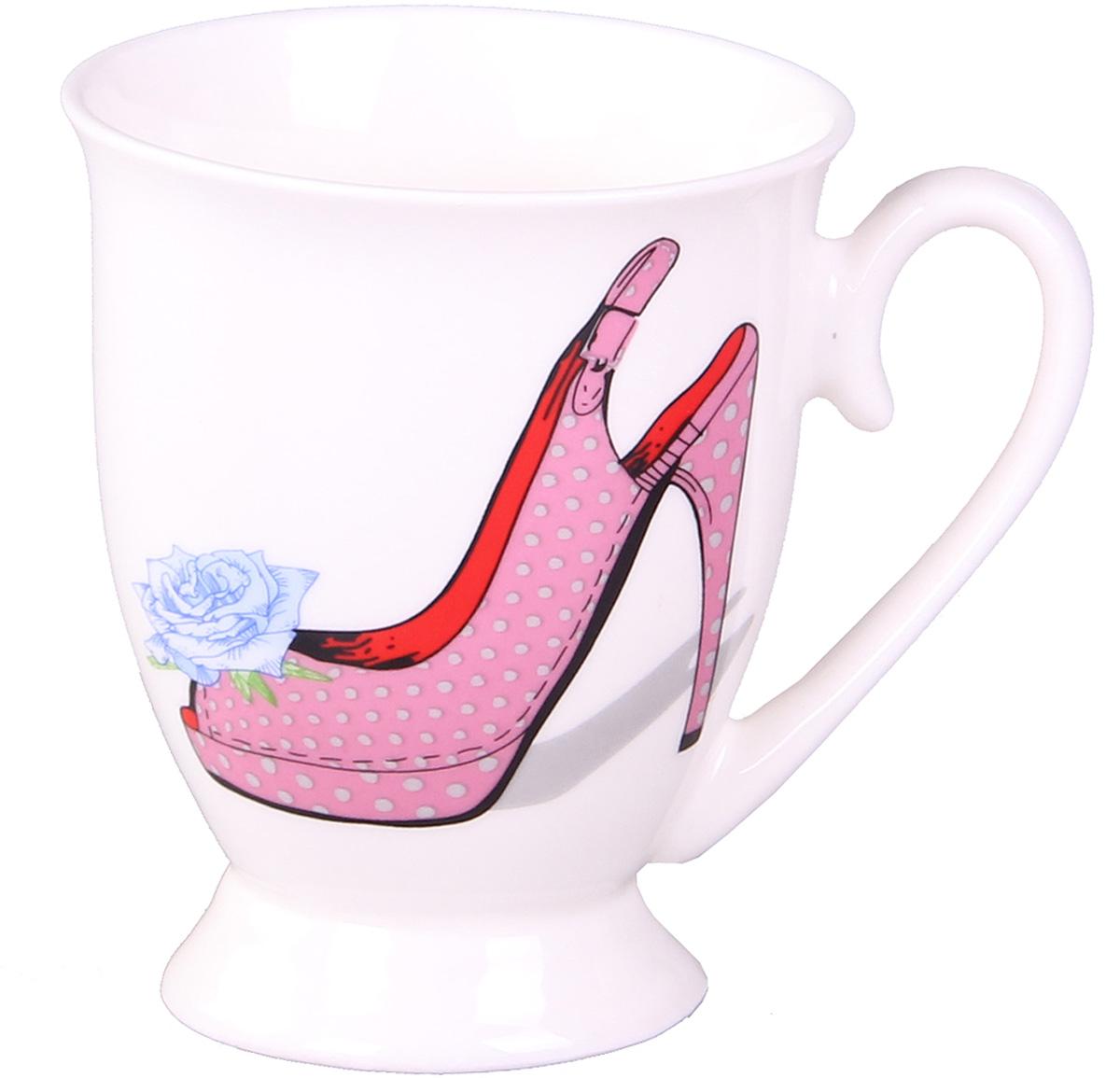 Кружка Patricia. IM57-0600/4IM57-0600/4Кружки изготовлены из фарфора. Изделия имеют яркий дизайн который ,несомненно, поднимет вам настроение будничным утром.