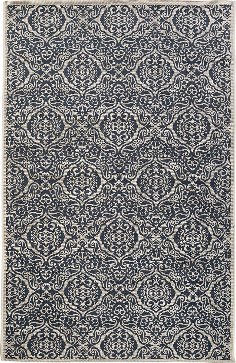 Ковер Oriental Weavers Карлуччи, цвет: бело-голубой, 120 х 180 см5773Прикроватный коврик Oriental Weavers Карлуччи выполнен из текстиля, полиэстера и полипропилена. Изделие долго прослужит в вашем доме, добавляя тепло и уют, а также внесет неповторимый колорит в интерьер любой комнаты. Такой коврик отлично подойдет к вашему интерьеру.