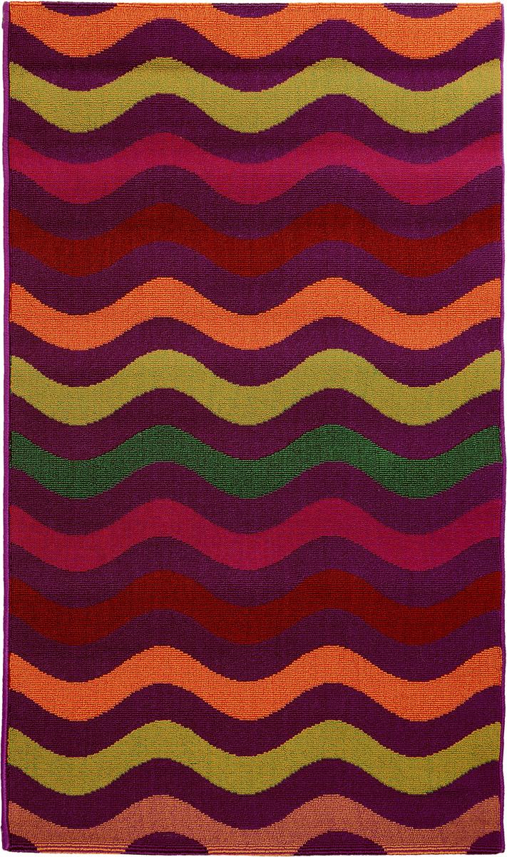 Ковер Oriental Weavers Дaзл, цвет: красный, 100 х 150 см15060Прикроватный коврик Oriental Weavers Дaзл выполнен из текстиля и полипропилена. Изделие долго прослужит в вашем доме, добавляя тепло и уют, а также внесет неповторимый колорит в интерьер любой комнаты. Такой коврик отлично подойдет к вашему интерьеру.