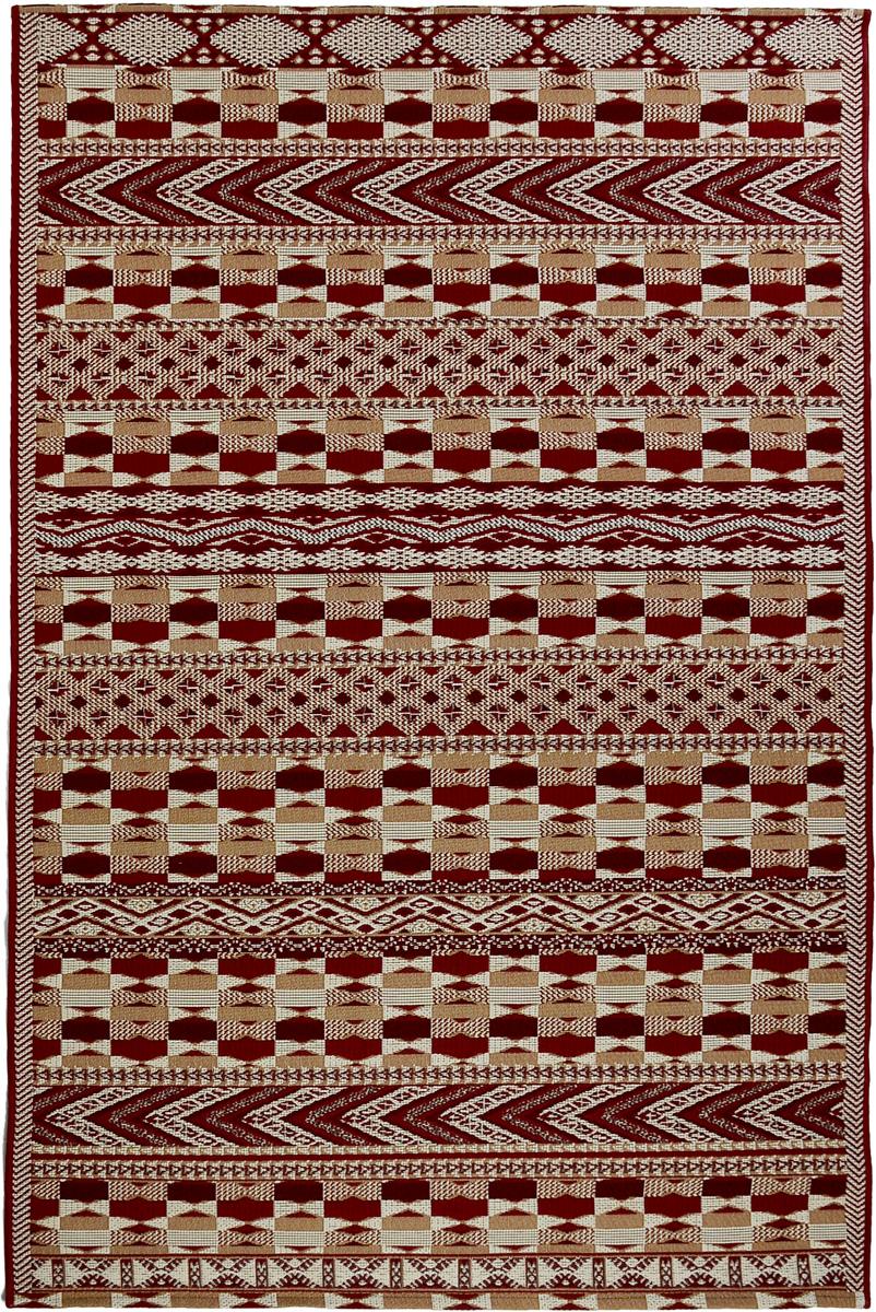Ковер Oriental Weavers Карлуччи, цвет: красный, 120 х 180 см5766Прикроватный коврик Oriental Weavers Карлуччи выполнен из текстиля, полиэстера и полипропилена. Изделие долго прослужит в вашем доме, добавляя тепло и уют, а также внесет неповторимый колорит в интерьер любой комнаты. Такой коврик отлично подойдет к вашему интерьеру.