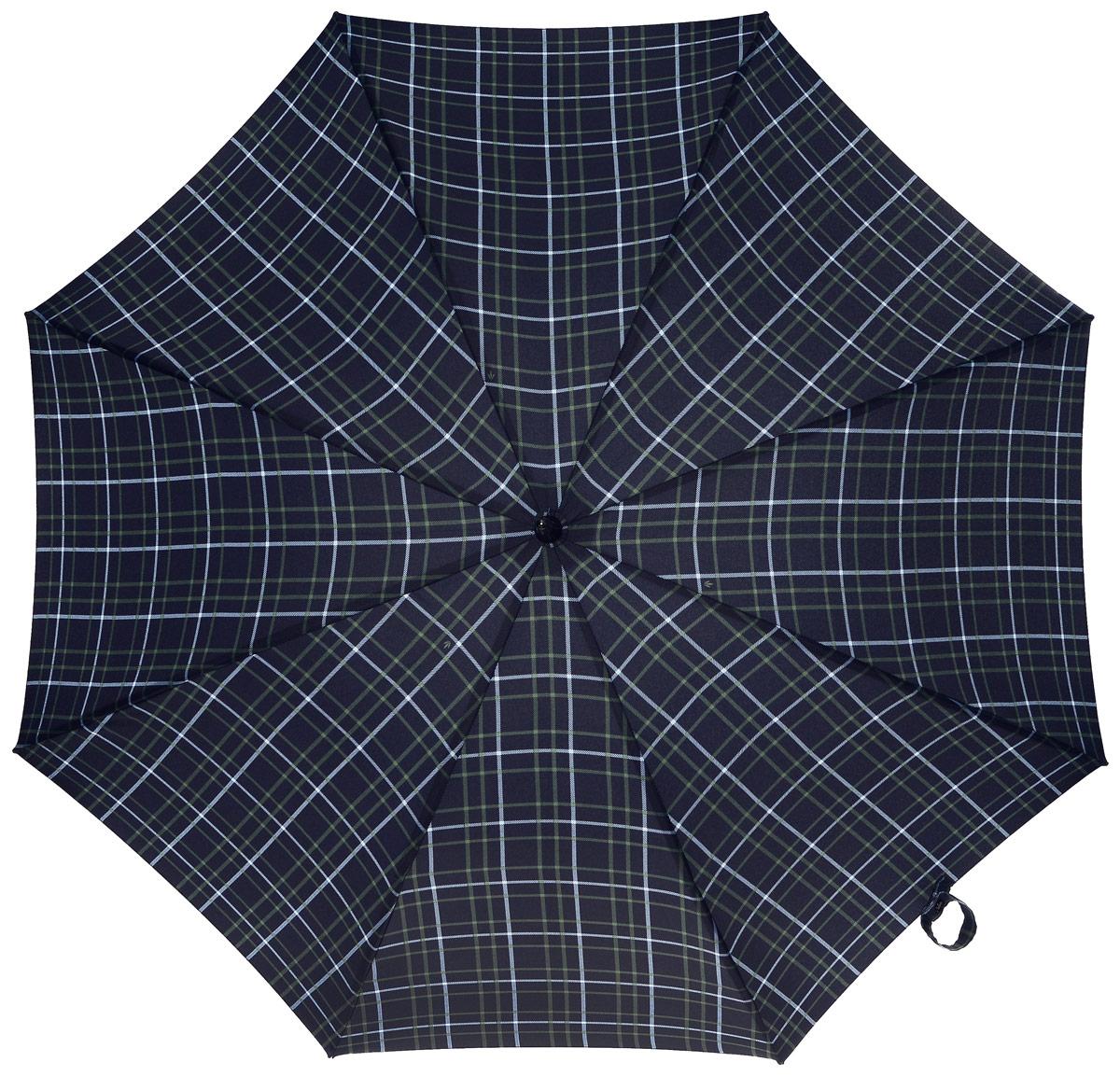 Зонт мужской трость Fulton, расцветка: клетка. G817-2640 DoubleCheckG817-2640 DoubleCheckКлассический мужской зонт-трость с двойной рамой. Стальной стержень 14 мм в диаметре Двойная стальная рама Ручка из натурального дерева Длина зонта в сложенном виде 90 см, диаметр купола 106 см
