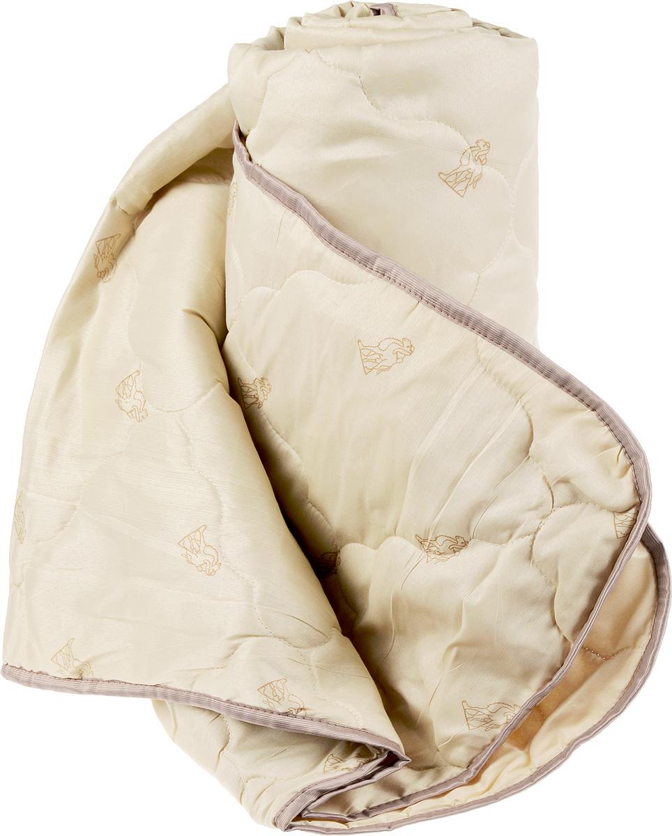 Одеяло Катюша, наполнитель: верблюжья шерсть, 220 х 240 смПВШ20150Одеяло Катюша подарит уютный и комфортный сон. Чехол, выполненный из 100% полиэстера, оформлен фигурной стежкой и надежно удерживает наполнитель внутри. Всесезонное одеяло из верблюжьей шерсти. Наполнитель из верблюжьей шерсти отличается исключительно малым весом, гигроскопичностью и гипоаллергенностью. Верблюжья шерсть оказывает эффект сухого тепла, которое полезно для прогревания болезненных участков тела при радикулите, артрите, остеохондрозе, миозите и бронхите.