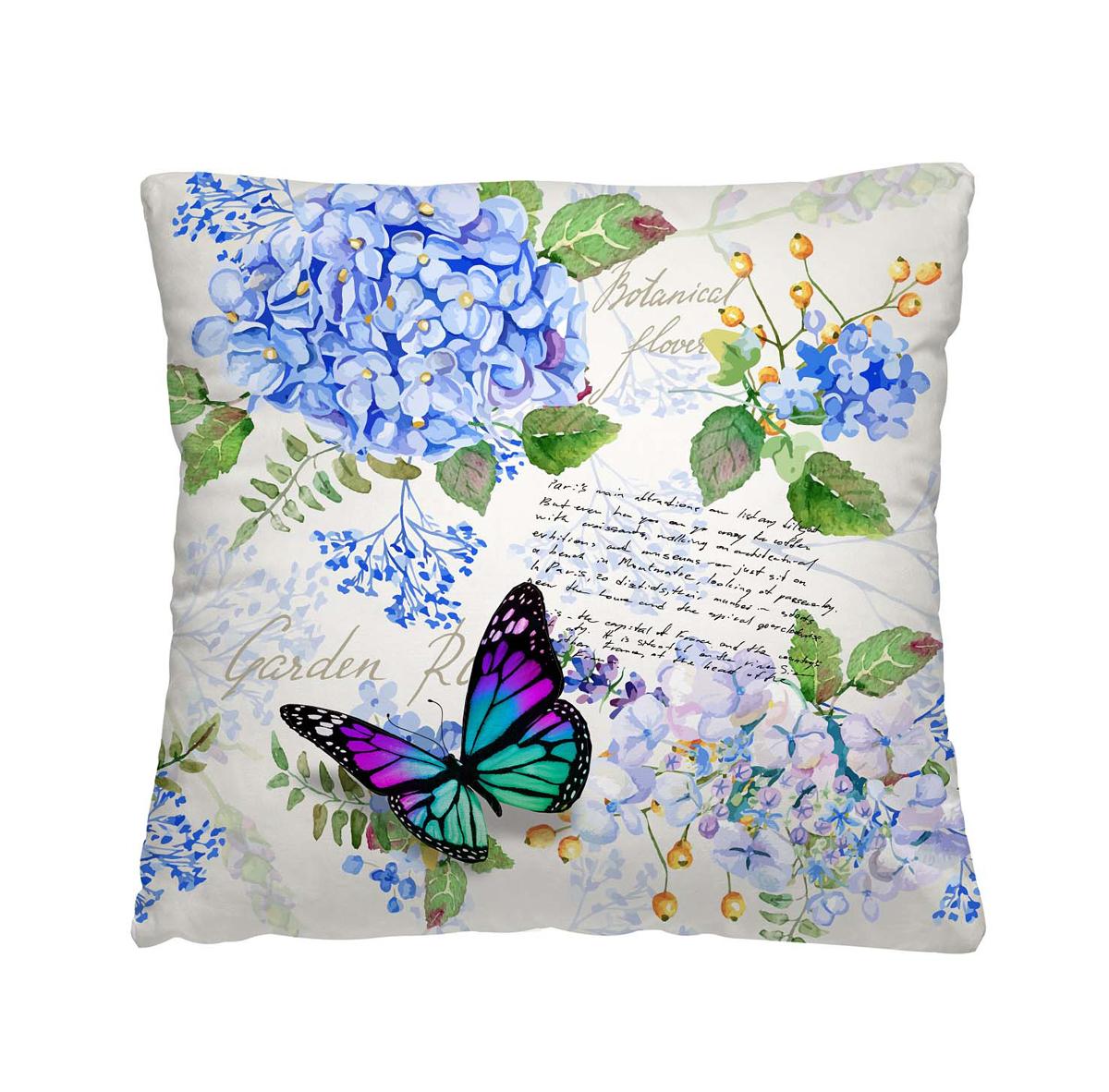 Подушка декоративная Волшебная ночь Летний сад, 40х40 см195648