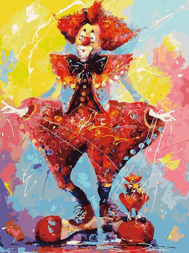 Живопись на холсте Белоснежка Дирижер, 30 см х 40 см096-ASКартина раскрашивается без смешивания красок. Все необходимые цвета красок есть в комплекте. Просто закрашивайте участки красками с соответствующим номером. В набор также входит холст, натянутый на деревянный подрамник, три кисточки, крепеж для подвешивания картины и контрольный лист. Художник: Лиана Моисеева Количество цветов: 33.
