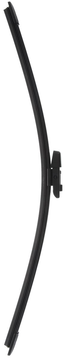 Щетка стеклоочистителя Bosch A403H, бескаркасная, задняя, длина 40 см, 1 шт3397008998Щетка Bosch A403H, выполненная по современной технологии из высококачественных материалов, предназначена для установки на заднее стекло автомобиля. Отличается высоким качеством исполнения и оптимально подходит для замены оригинальных щеток, установленных на конвейере. Обеспечивает качественную очистку стекла в любую погоду.