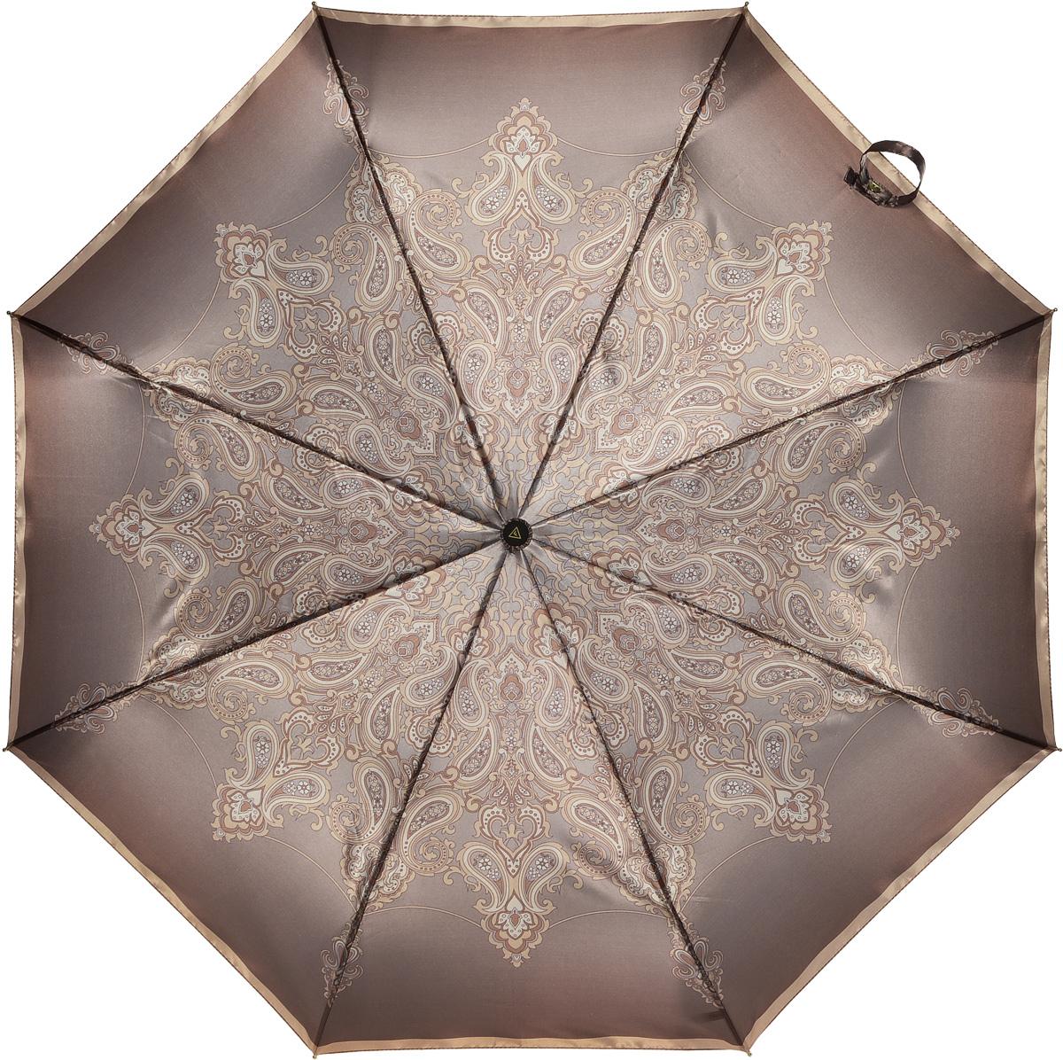 Зонт женский Fabretti, полный автомат, 3 сложения. S-16102-7S-16102-7Зонт женский Fabretti, суперавтомат, 3 сложения, сатин