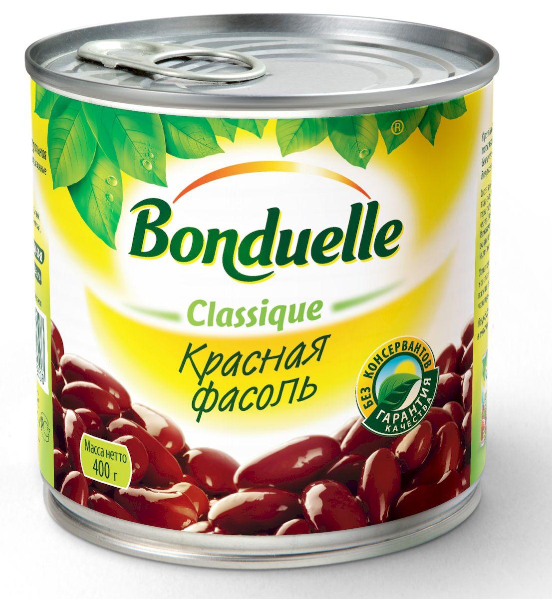 Bonduelle красная фасоль, 400 г