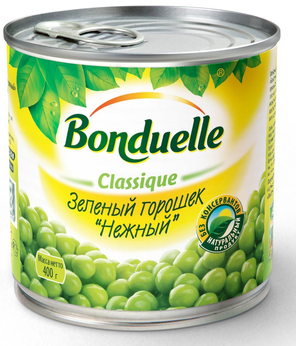 Bonduelle зеленый горошек