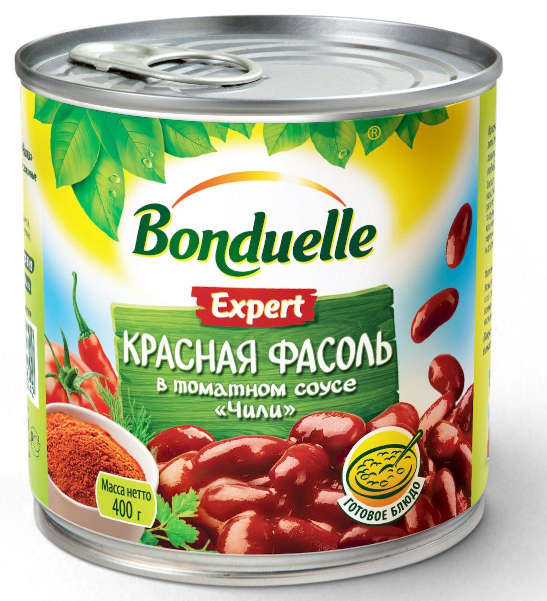 Bonduelle красная фасоль в соусе
