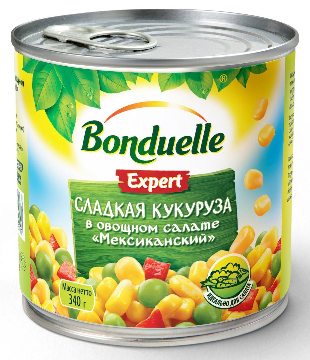 Bonduelle овощная смесь